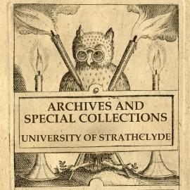 Archives logo Strathclyde